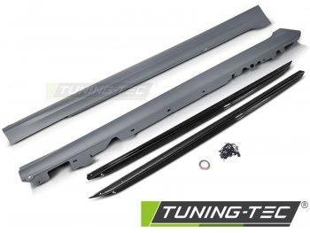 Накладки на пороги в стиле M-Performance глянец от Tuning-Tec на BMW 3 G20