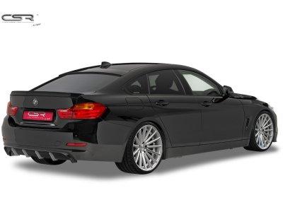 Накладка на задний бампер от CSR Automotive для BMW 4 F32 / F33 / F36