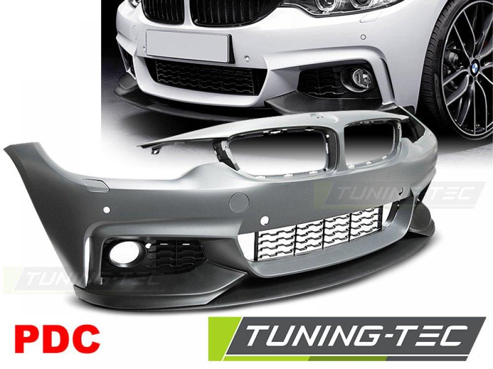 Бампер передний M-Performance Look от Tuning-Tec на BMW 4 F32 / F33 / F36