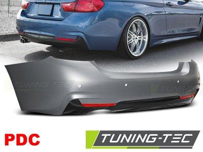 Бампер задний M-Tech Look от Tuning-Tec на BMW 4 F32 / F33