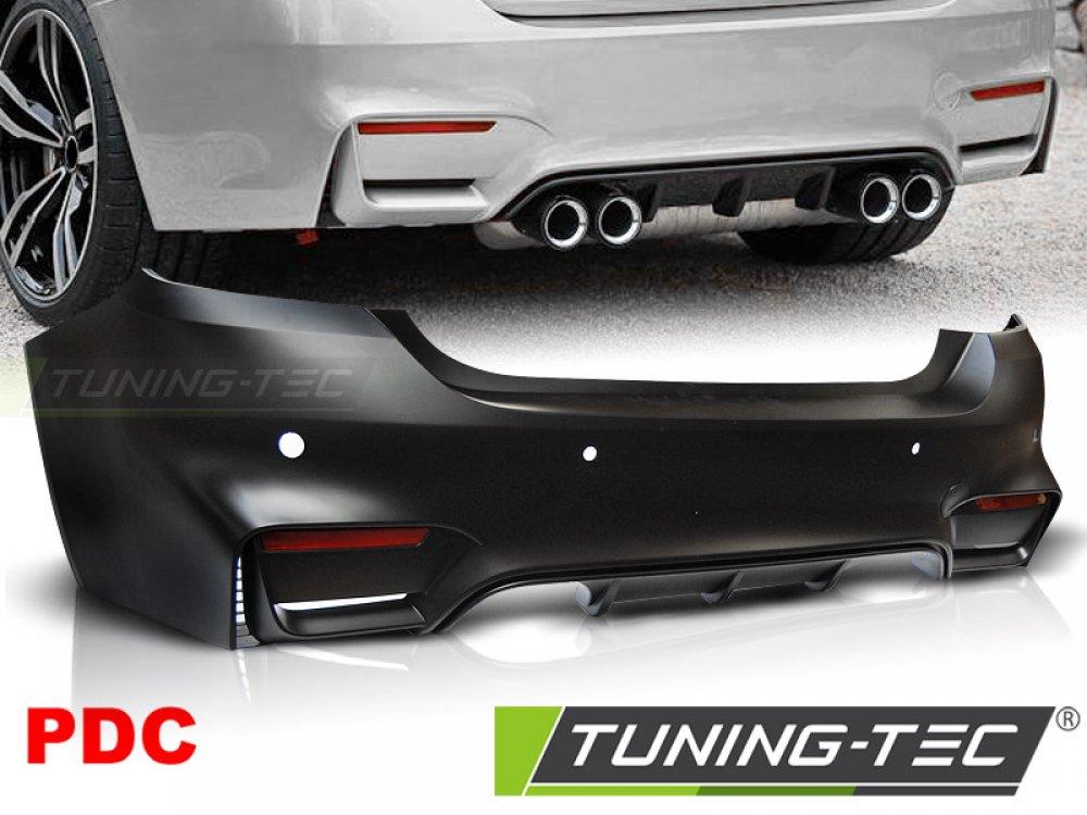 Бампер задний M4 Look от Tuning-Tec на BMW 4 F32 / F33