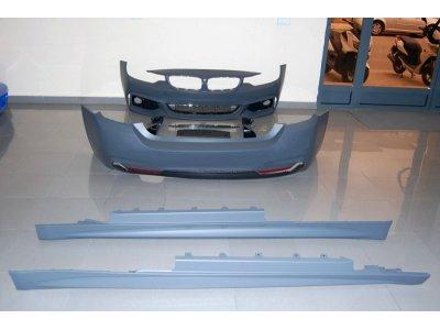 Комплект обвеса M-Tech Look от JOM на BMW 4 F32 / F33