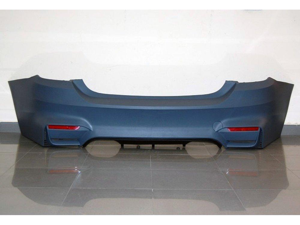 Бампер задний M4 Look от HD на BMW 4 F32 / F33