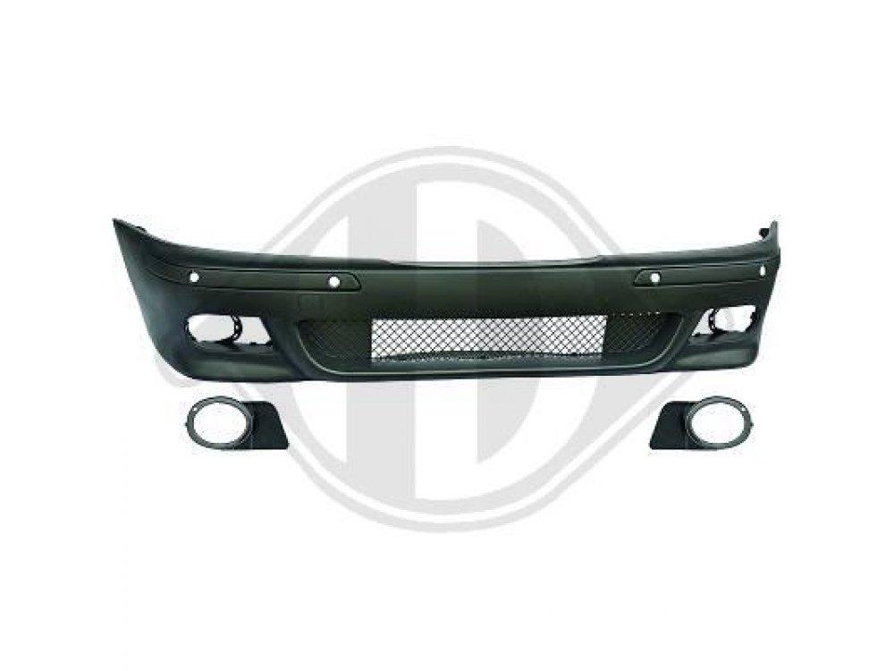 Бампер передний в стиле M5 от HD Var2 для BMW 5 E39 под парктроники