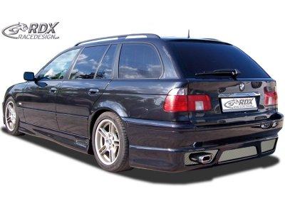 Накладка на задний бампер от RDX Racedesign для BMW 5 E39 Wagon