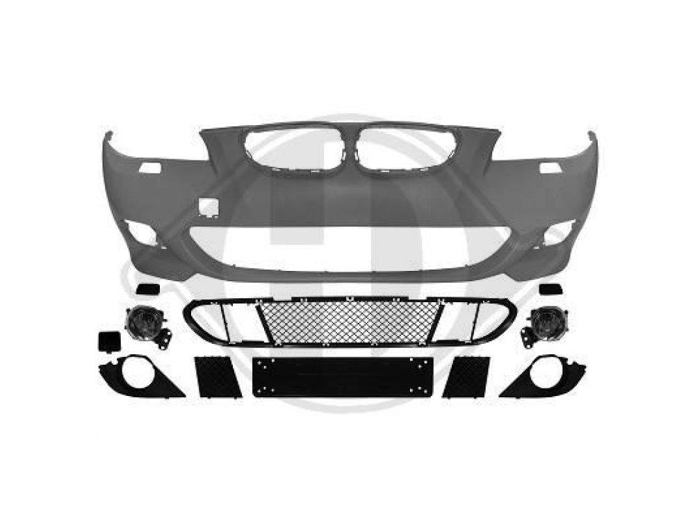 Бампер передний в стиле M-Technic на BMW 5 E60