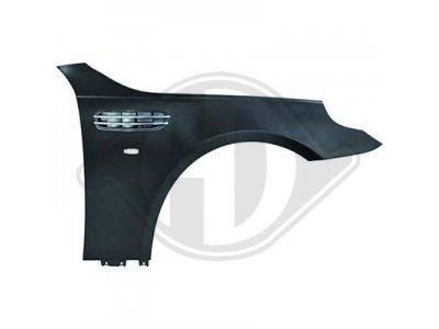 Крылья передние в стиле M5 от HD на BMW 5 E60