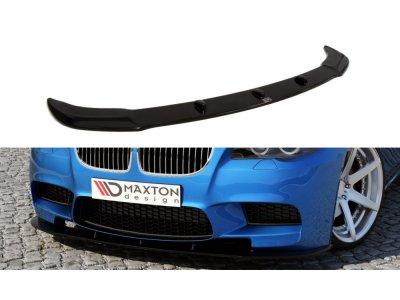 Накладка на пердний бампер MAXTON Design для BMW M5 F10