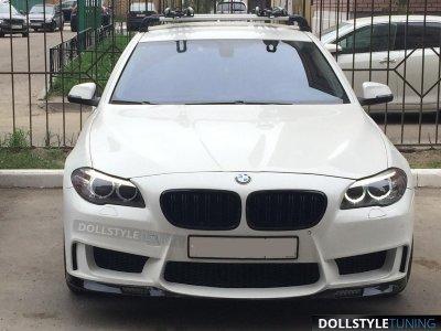 Бампер передний Prior-Design PD-R на BMW 5 F10 (реплика)