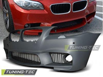 Бампер передний M5 Look от Tuning-Tec на BMW 5 F10 / F11