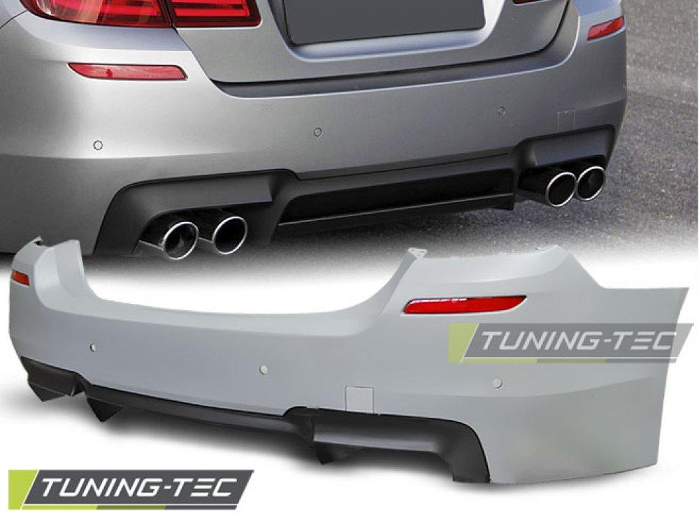 Бампер задний M5 Look от Tuning-Tec на BMW 5 F10 / F11