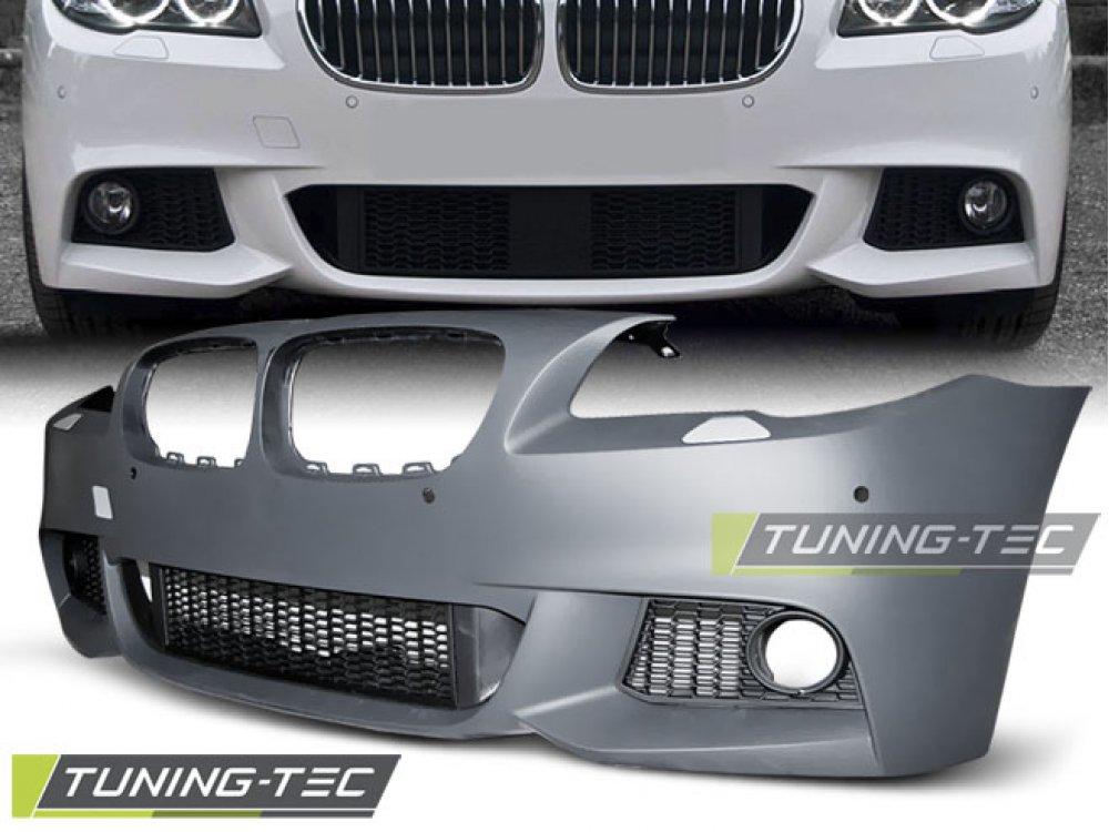 Бампер передний M-Tech Look от Tuning-Tec на BMW 5 F10 / F11