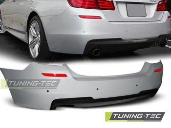 Бампер задний M-Tech от Tuning-Tec на BMW 5 F10 / F11
