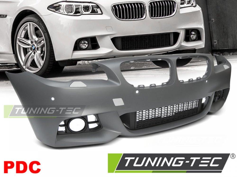 Бампер передний M-Tech Look от Tuning-Tec на BMW 5 F10 / F11 рестайл