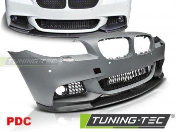 Бампер передний M-Performance Look от Tuning-Tec на BMW 5 F10 / F11