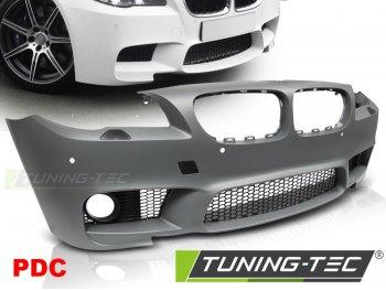 Бампер передний M5 Look от Tuning-Tec на BMW 5 F10 / F11 рестайл