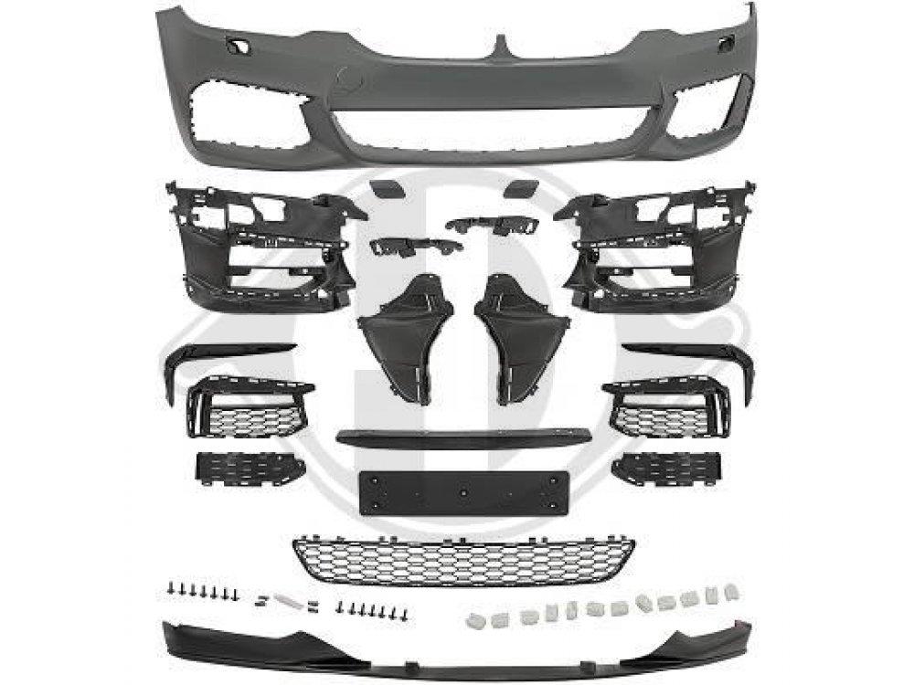 Бампер передний M-Performance Look от Tuning-Tec на BMW 5 G30 / G31