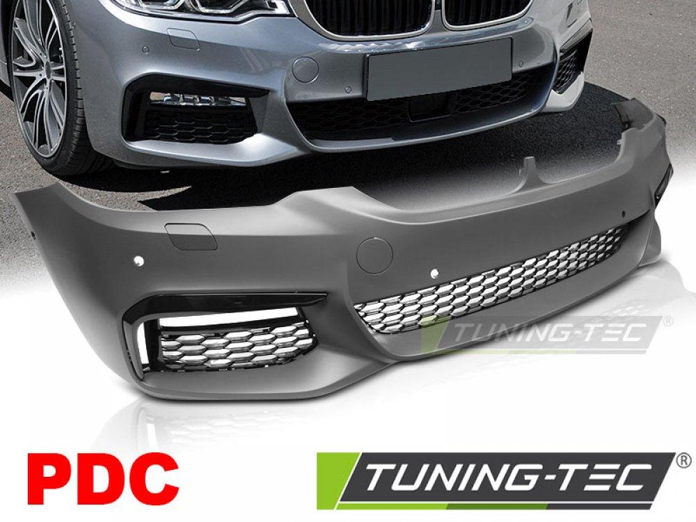 Бампер передний M-Tech Look от Tuning-Tec на BMW 5 G30 / G31