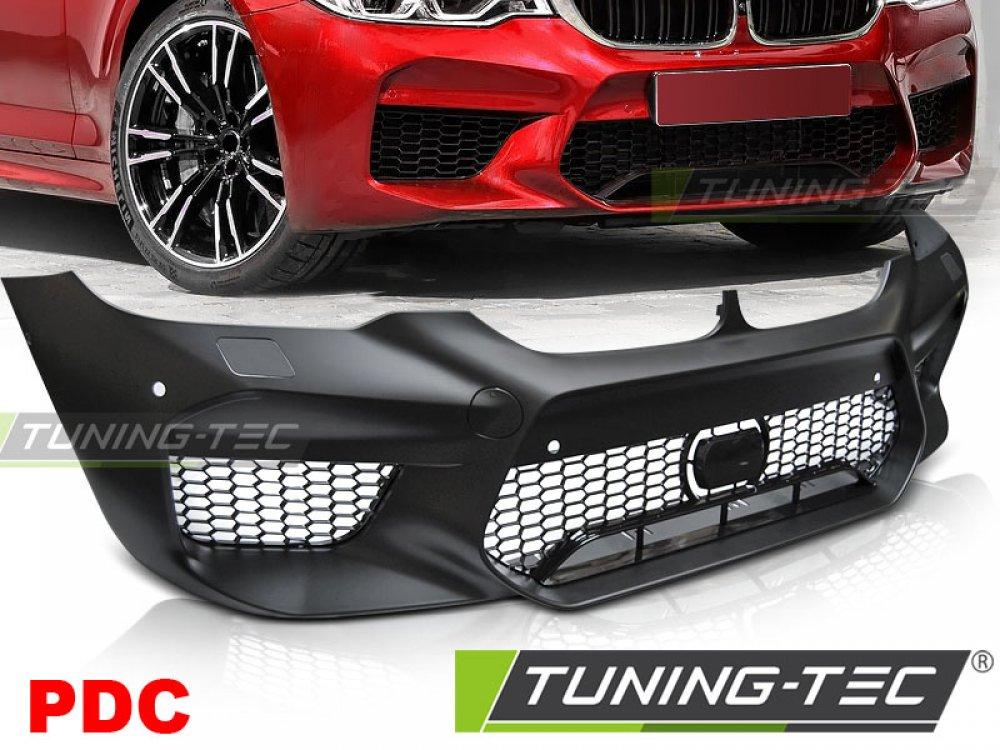 Бемпер передний в стиле M5 от Tuning-Tec на BMW 5 G30 / G31