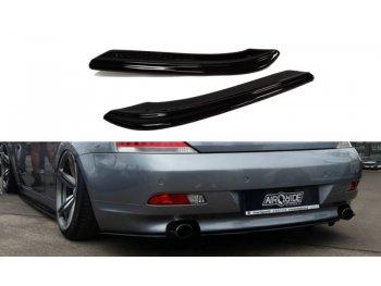 Накладки боковые на задний бампер от Maxton Design для BMW 6 E63