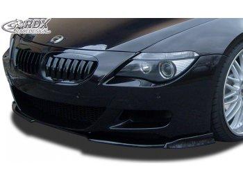 Накладка переднего бампера Vario-X от RDX на BMW M6 E63