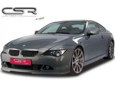 Накладка переднего бампера Elegance CSR Automotive на BMW 6 E63