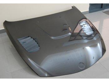 Капот карбоновый от Eurolineas в стиле M6 GTR для BMW 6 E63 / E64