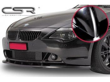 Накладка переднего бампера CSR Automotive на BMW 6 E63