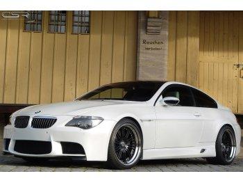 Бампер передний EVO M Style от CSR Automotive на BMW 6 E63