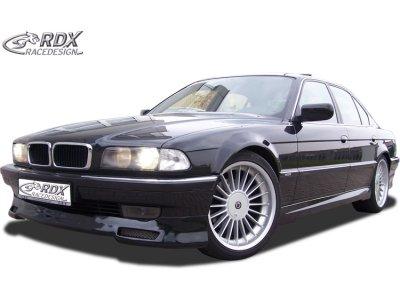 Накладка на передний бампер M-Line от RDX Racedesign на BMW 7 E38