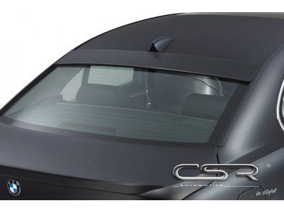 Накладка на заднее стекло от CSR Automotive на BMW 7 E65 / E66
