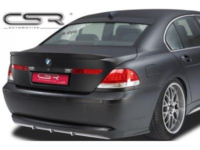 Спойлер на крышку багажника от CSR Automotive на BMW 7 E65 / E66