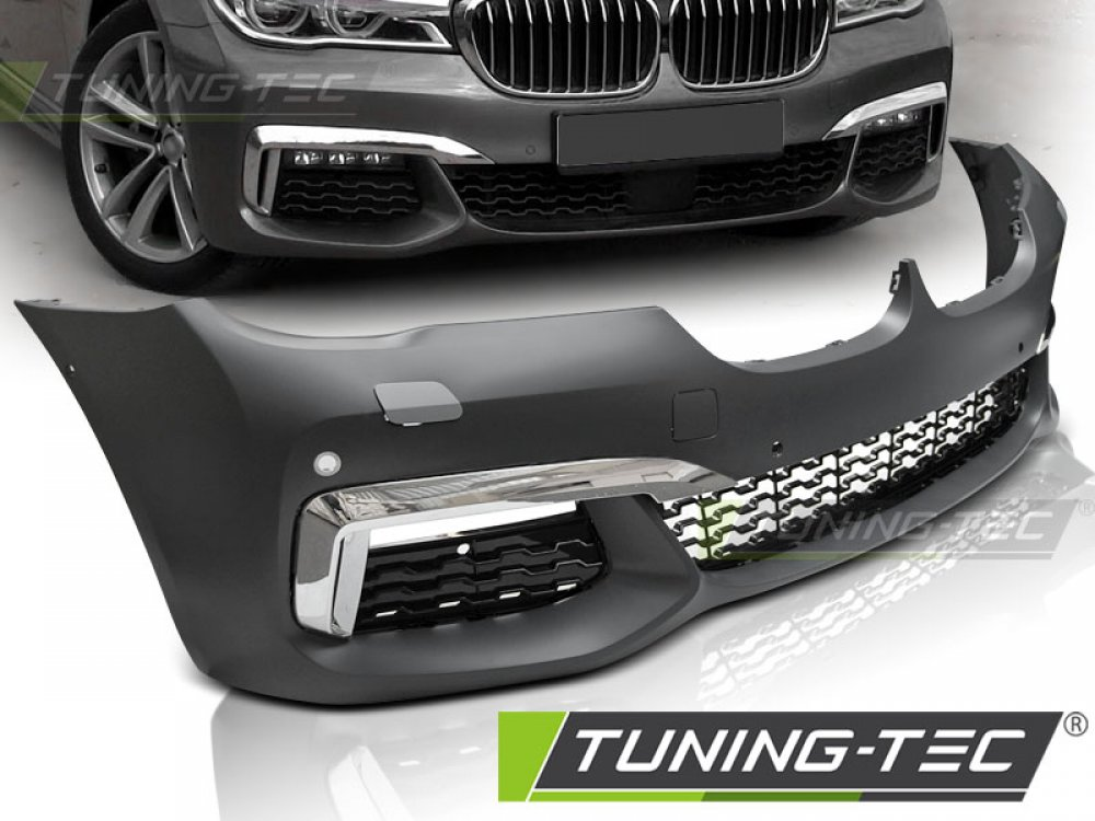 Бампер передний в стиле M-Tech под парктроники на BMW 7 G11 / G12