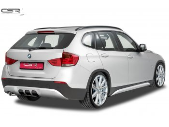 Накладка на задний бампер от CSR Automotive на BMW X1 E84