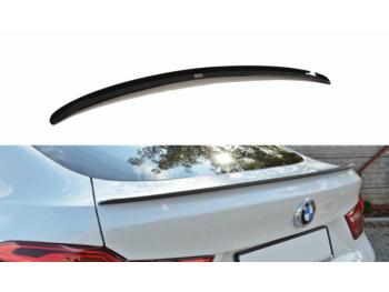 Спойлер на крышку багажника от Maxton Design для BMW X4 F26 M-Paket