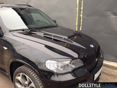 Капот Hamann Tycoon Evo M для BMW X5 E70
