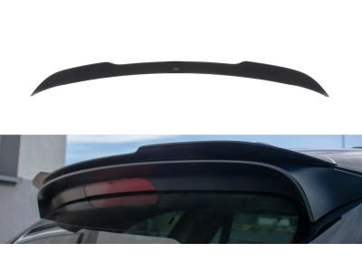 Сплиттер для спойлера задней двери от Maxton Design на BMW X5 E70 M-Pack рестайл