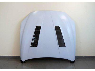 Капот пластиковый в стиле GTR на BMW X5 F15