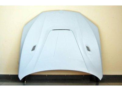 Капот пластиковый в стиле Vorsteiner на BMW X5 F15