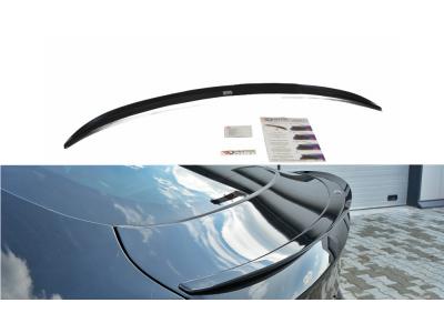 Сплиттер для крышки багажника от Maxton Design на BMW X6 F16 M-Pack