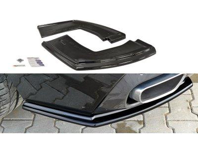 Сплиттеры для заднего бампера боковые от Maxton Design на BMW X6 F16 M-Pack