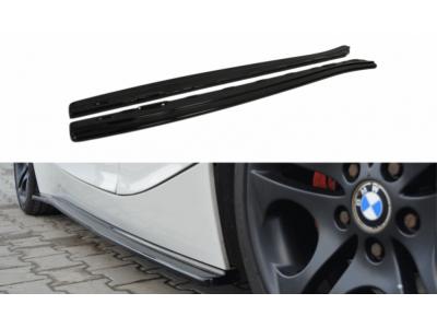 Накладки на пороги от MAXTON Design для BMW Z4 E85 / E86