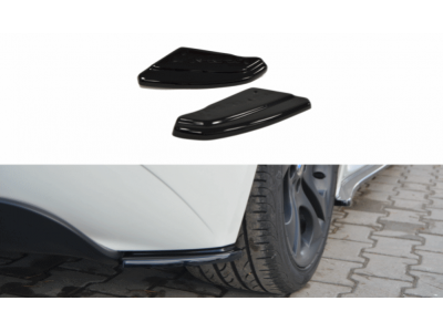 Боковые элероны на задний бампер от Maxton Design для BMW Z4 E85 / E86