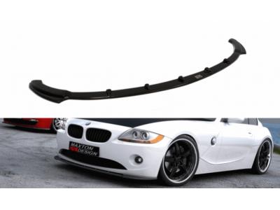 Накладка на пердний бампер MAXTON Design для BMW Z4 E85 / E86