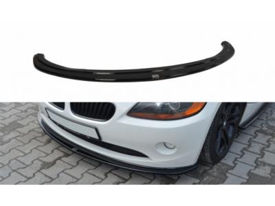 Накладка на пердний бампер от MAXTON Design Var2 для BMW Z4 E85 / E86
