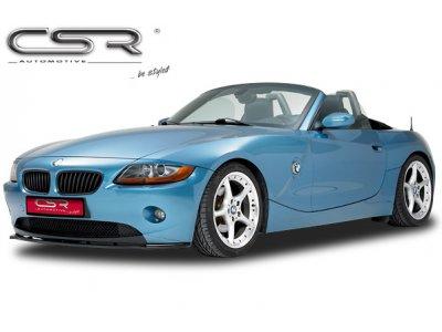 Накладка на передний бампер Elegance от CSR Automotive на BMW Z4 E85