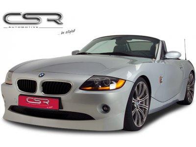 Накладка на передний бампер CSR Automotive на BMW Z4 E85