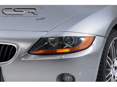 Реснички на фары от CSR Automotive на BMW Z4 E85 / E86