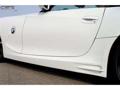Накладки на пороги от CSR Automotive для BMW Z4 E85