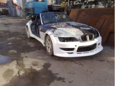 Комплект обвеса Wide Body Typhoon для BMW Z3 E36